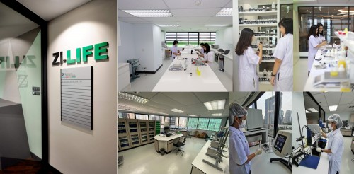 ZI-LIFE announces opening of new Application Laboratories