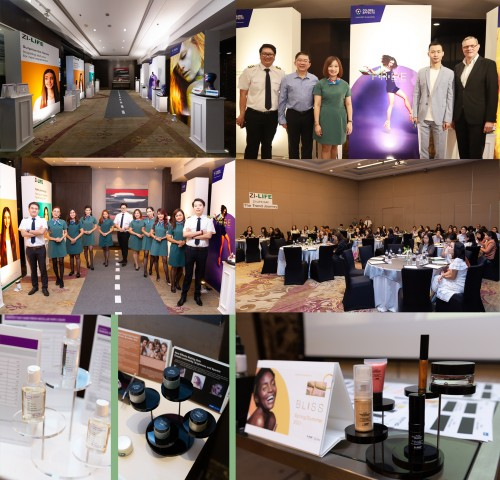 ZI-LIFE's seminar - 2019 SEA Beauty & Personal Care trend