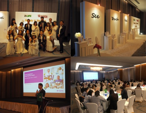 "ZI-LIFE joined with Evonik held technical seminar; ""Beauty & Emotion"""